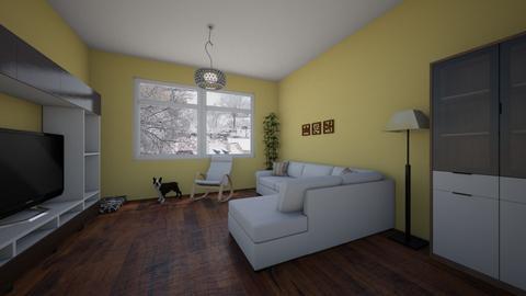 DP - Classic - Living room - by Twerka