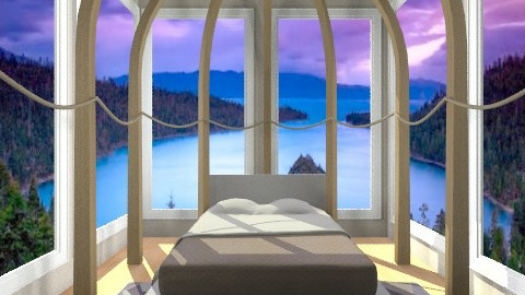 Amazing Room - Minimal - Bedroom  - by mpy1999