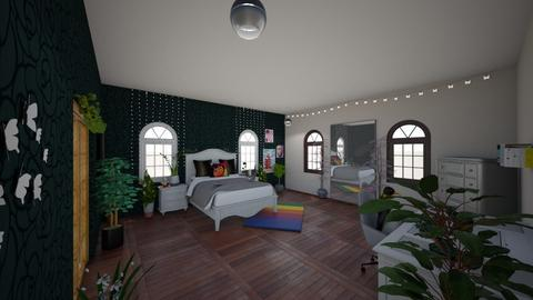 Amina2MTW - Vintage - Bedroom  - by Sint Eduardus