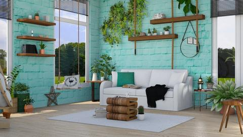 Template 2019 living room - Living room  - by ArtHousedeco