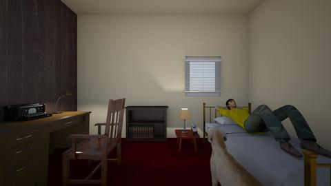 Alberto Room - Kids room  - by WestVirginiaRebel