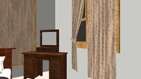 front room - Country - Bedroom  - by hafrin