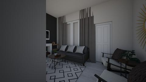 JAPADI LOUNGE - Living room - by moon_safi