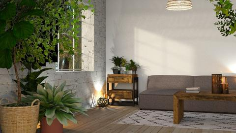 plants - Living room  - by anjaam