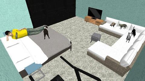tn opdracht - Classic - Bedroom - by madelief rafael