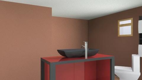 lkniemi - Rustic - Bathroom  - by lkniemi