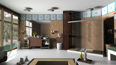 bath - Classic - Bathroom  - by JelenaS