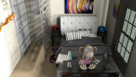 Front Room retro 1e - Retro - Bedroom  - by verajennifer