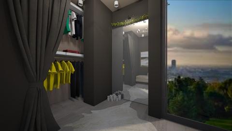 Dressing Room - by denizoden