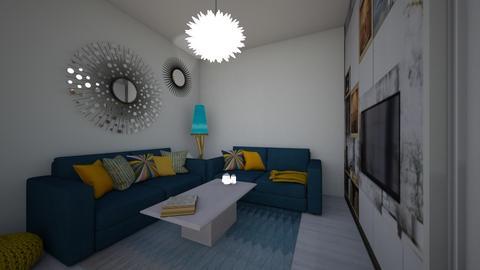 Bianca - Modern - Living room  - by Sorena