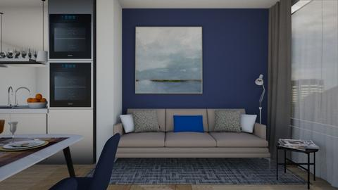 kurang modal - Living room - by sekar kinasih