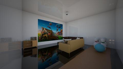 fun gaming room - by blackpink_fan8150