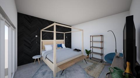 Modern Boho Bedroom - Bedroom - by adfgijiofdfhjb