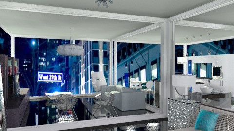 10x10m House - Modern - by giulygi