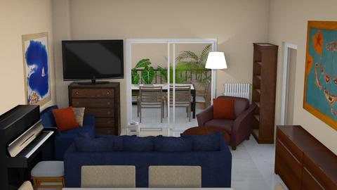 Remix_Ideas for iliana - Living room  - by FURFUR