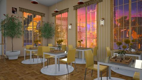 felixs cafe - Dining room  - by Kokore