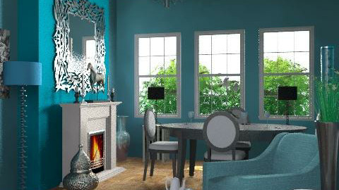 living room - Glamour - Living room - by yasemin04