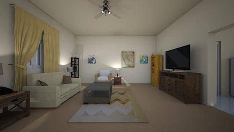San Diego Home - Living room  - by mspence03