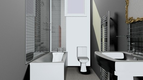 Froghall Bathroom - Country - Bathroom  - by azramo