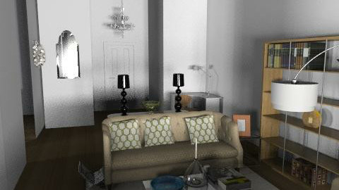 Annabelle's sitting room - Classic - Living room - by newyorkstyle