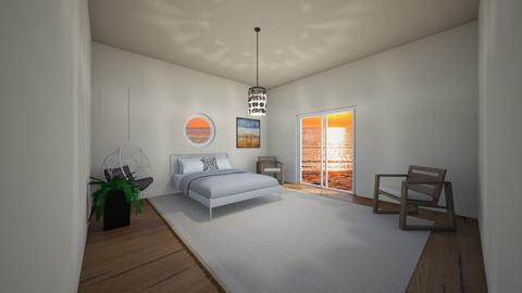 Feng Shui bedroom - Bedroom  - by percy_jackson_geek