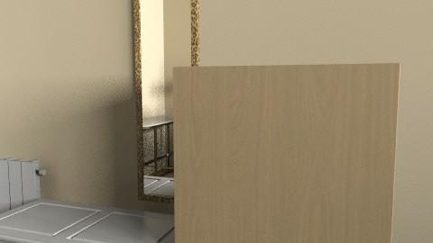 ana blandiana - Retro - Bedroom  - by ithenis