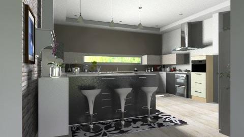 Kitchen 075 - Classic - Kitchen  - by Bandara Beliketimulla