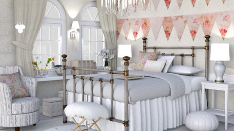 Shabby Chique Bedroom - Classic - Bedroom - by millerfam