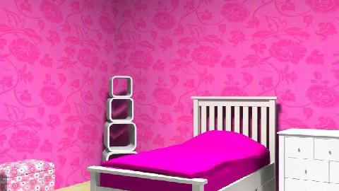 Girls Room - Glamour - Kids room  - by Jada1