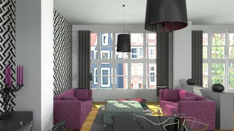 Fret - Modern - Living room - by liling