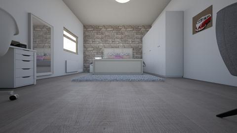 Habitacion 1  - Modern - Bedroom - by carlotasanchez