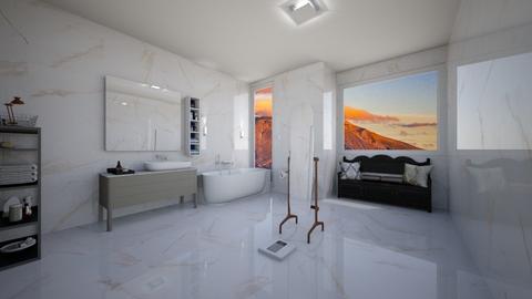 Miksnbath - Bathroom  - by emivim