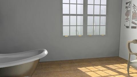Bathroom - Vintage - Bathroom  - by dsimpson1990