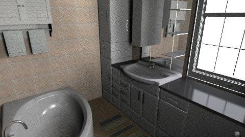 home 2 - Glamour - Bathroom  - by sally89