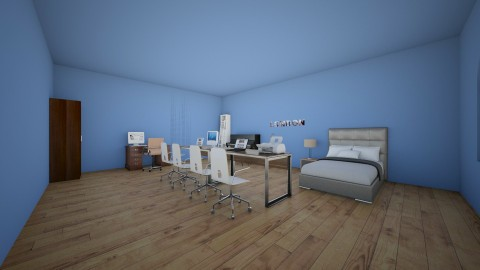 Lisa Room - Country - Bedroom  - by Ava Shirley