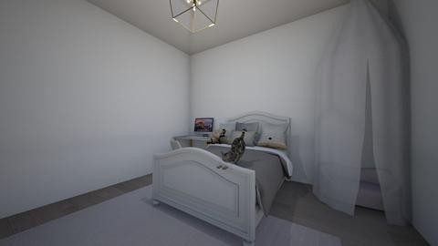 my dream room - Modern - Bedroom  - by amiyamartin