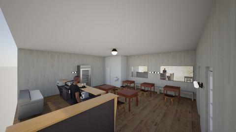 Koffie Haus - by Mekstev