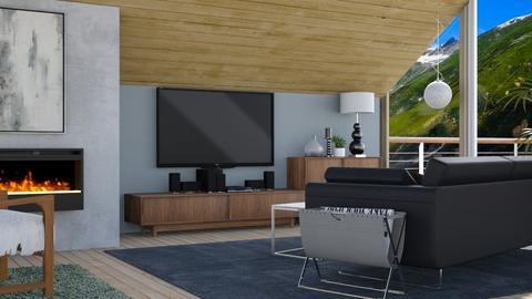 lake_contest mikaelahs - Living room  - by mikaelahs