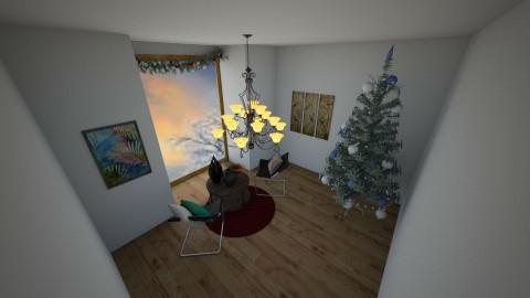 Cozy Christmas - by xavieranisy
