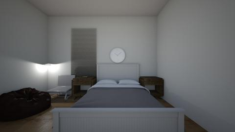 Bedroom for exam - Classic - Bedroom  - by AK 47