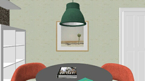 Deluxe Home Office - Eclectic - Office  - by DesignBunny