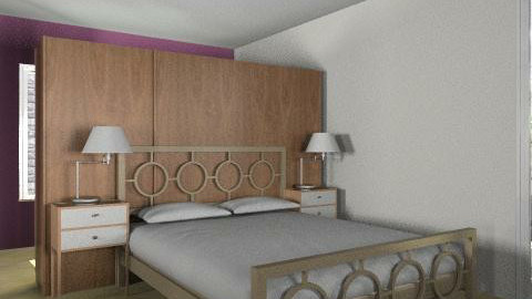 INTRINSECA - Eclectic - Bedroom  - by Lanena