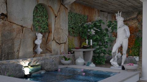 Bath - by ArwinCat