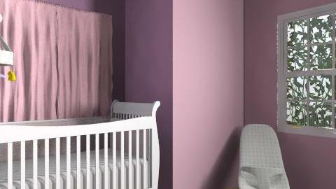 Nursery - Feminine - Kids room - by kashie13