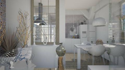 cottage kitchen - Kitchen  - by StienAerts