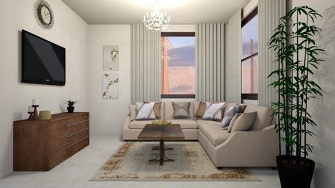 living room xx - by elhamsal24