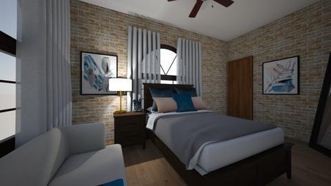 Mi habitacion - Bedroom  - by Marifelmtz