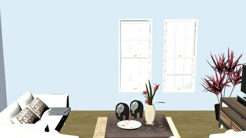 My room2 - Dining Room  - by Gorkem Cetin