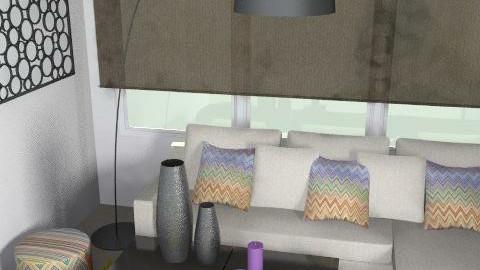 celiapol - Minimal - Living room  - by celiapol