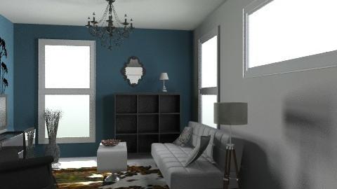 H3D0105 - Wilmington, Ash - Minimal - Living room  - by TV Renders